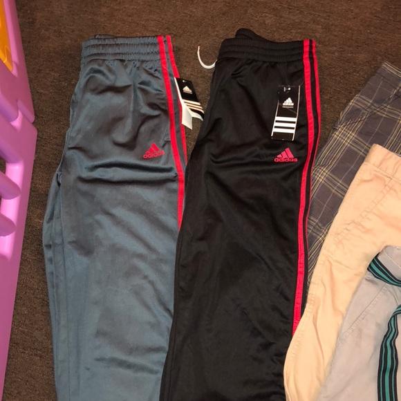 1a72baf3c6a5 adidas Bottoms   Pants Boys Size 18   Poshmark